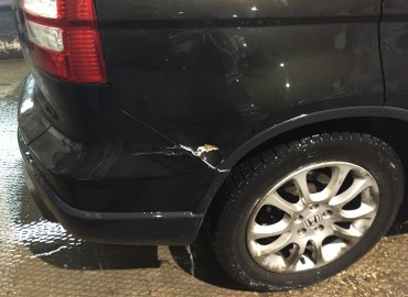 Кузовной ремонт Honda CR-V