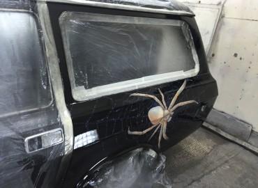 Кузовной ремонт ГАЗ Волга