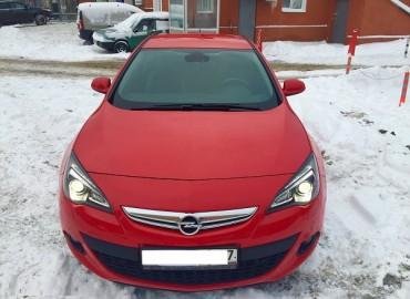 Кузовной ремонт Opel Astra