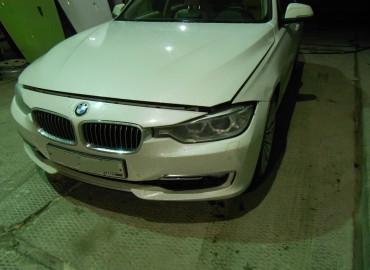 Кузовной ремонт BMW 320